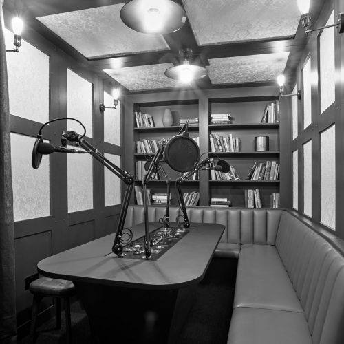 soho-radio-studios_podcast-recording-studio-03_microphones-and-books